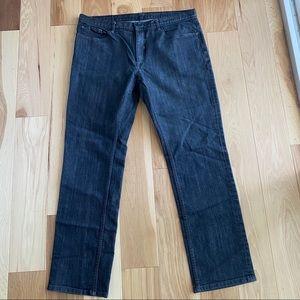 Perry Ellis Jeans Black Jeans Men's Black Jeans